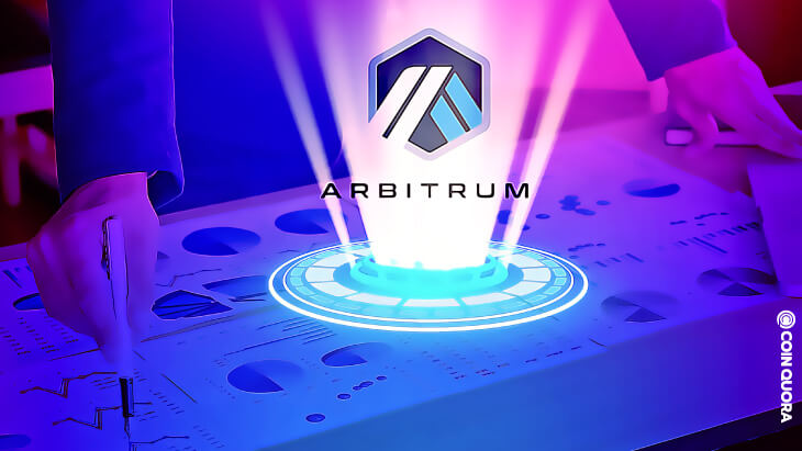 Total Value Locked In Arbitrum Rises Over $1 Billion Despite The Downfall Of Its Native Token